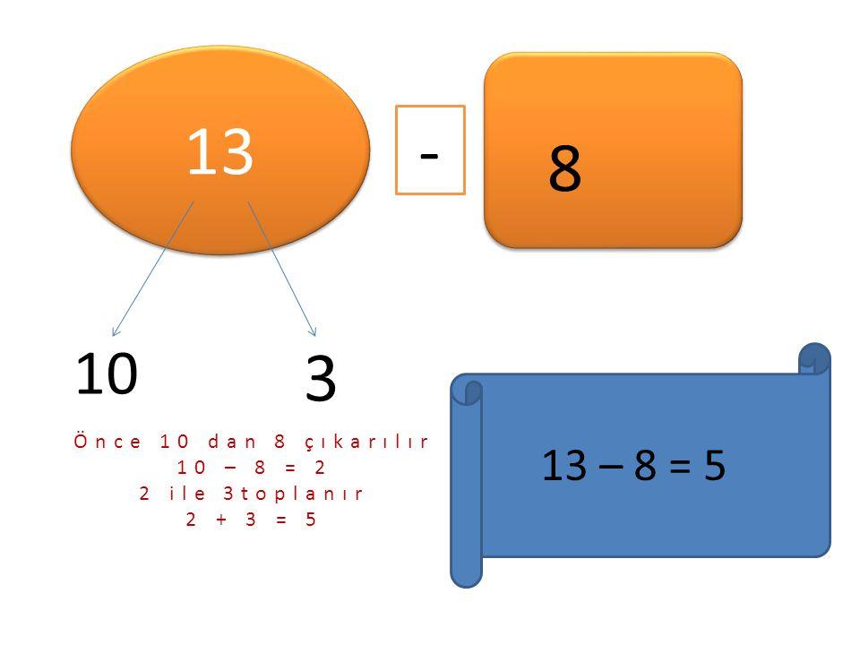 Zihinden Toplayınız 45 + 35 = ? Önce Onlukları Topla 4 + 3 = 7 ( 7 Onluk ) Sonra Birlikleri Topla 5 + 5 = 10 7 oluk ile 1 onluğun toplamı 8 onluk yapa