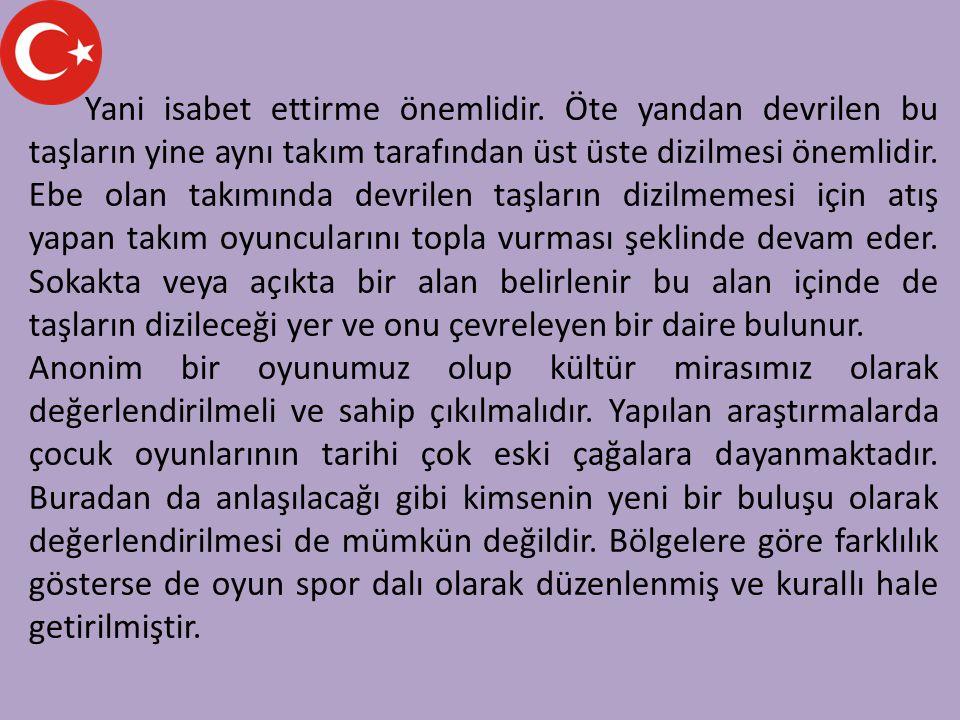 BÖLÜM BİR TESİSLER VE DONATIM 1.