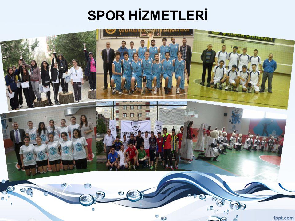 SPOR HİZMETLERİ