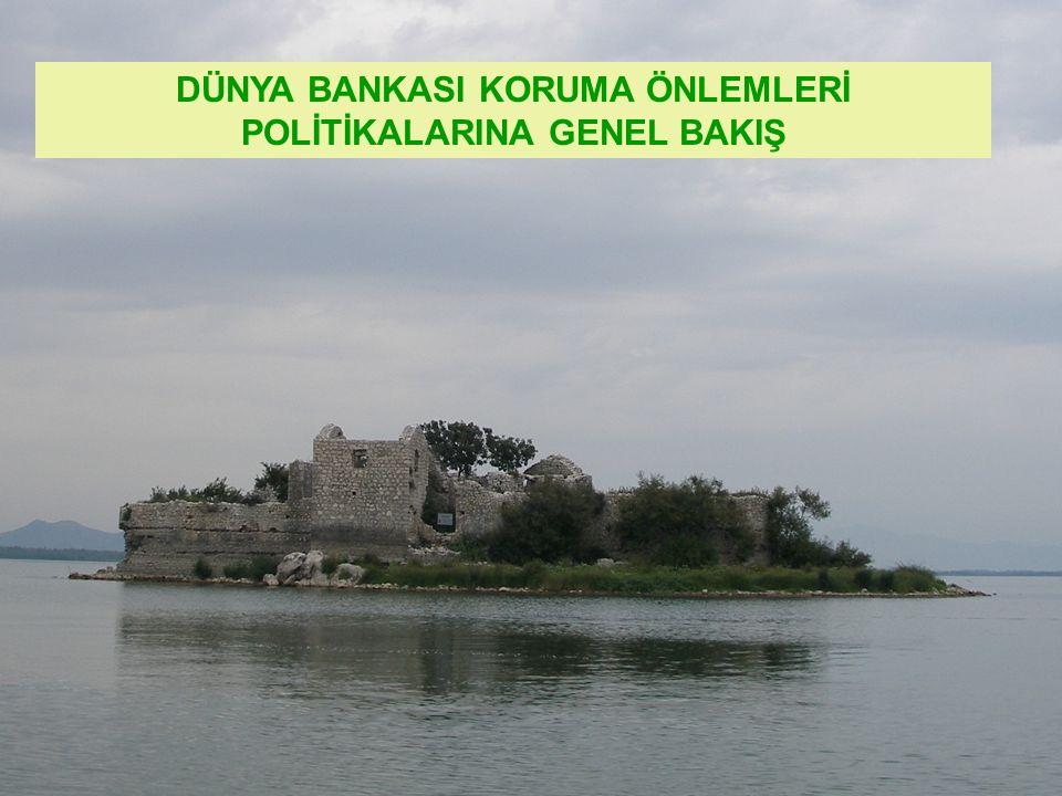 Karasal sulama kanalı rehabilitasyonu, Sırbistan Hastane rehabilitasyonu, Türkiye Atık Su Arıtma Tesisi Rehabilitasyonu, Ukrayna