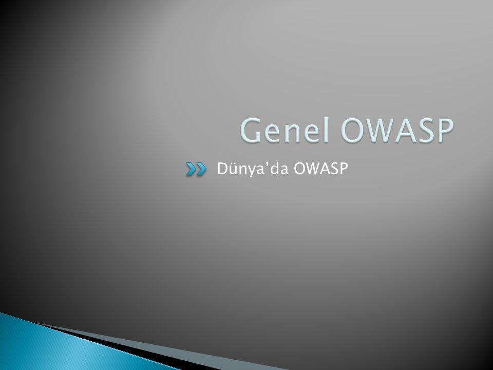 Dünya'da OWASP