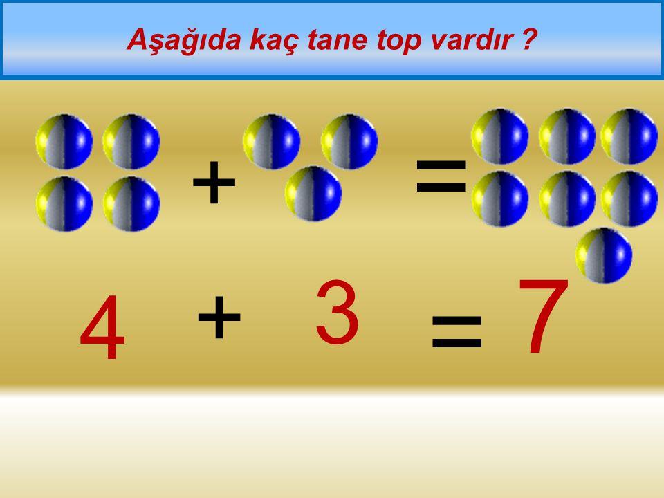 + = Çiçeklerin üzerinde kaç tane kelebek vardır 3 + 2 = 5
