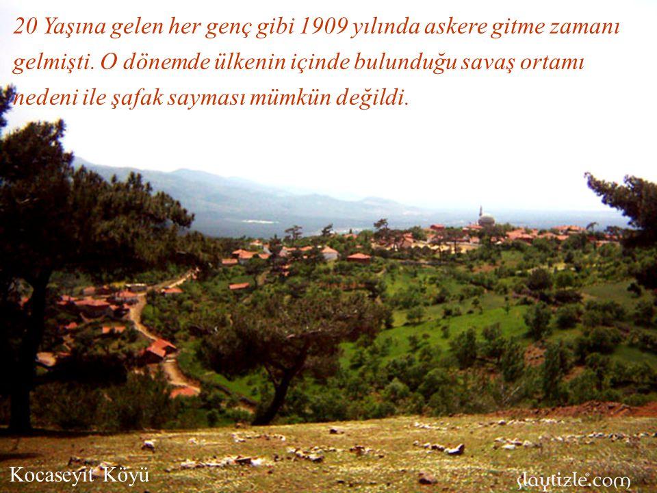 1889 yılında Havran'ın Çamlık köyünde doğdu Seyit Onbaşı. Babası Abdurrahman, Annesi Emine Seyit koyarlerken adını, akıllarına bile gelmiyordu koydukl
