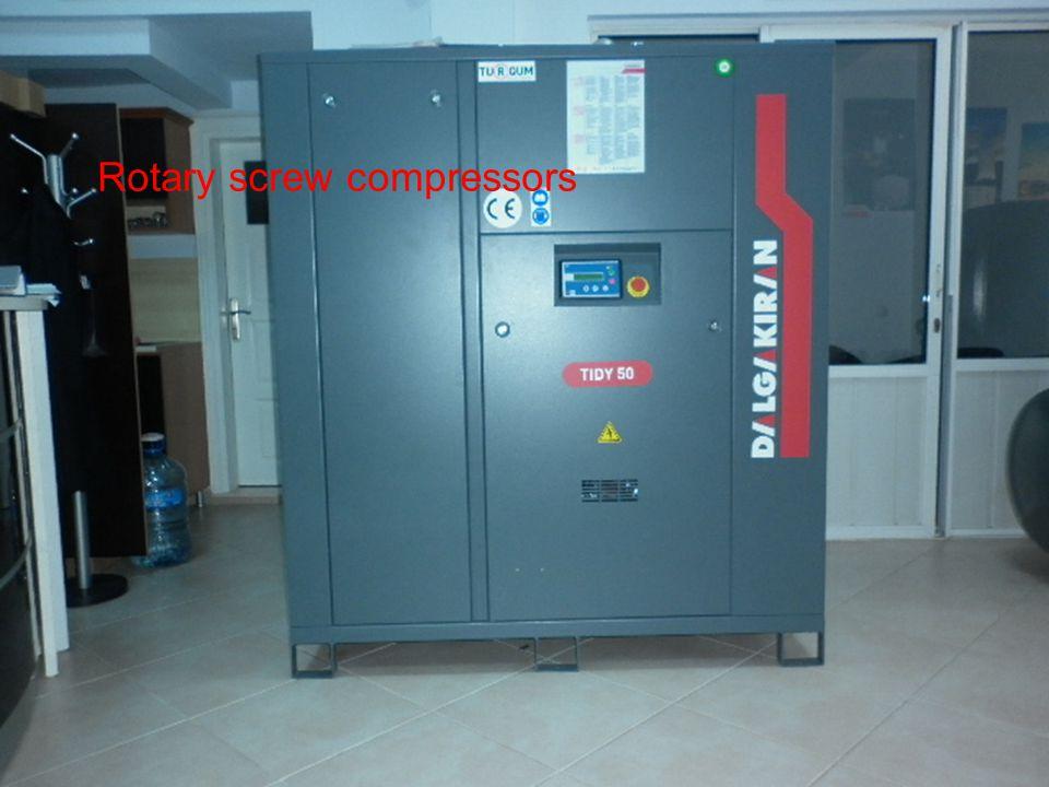 Air dryer Air tank