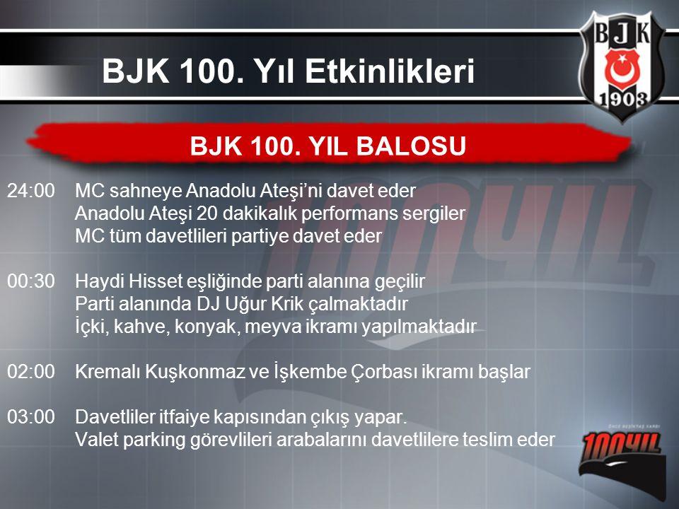 24:00MC sahneye Anadolu Ateşi'ni davet eder Anadolu Ateşi 20 dakikalık performans sergiler MC tüm davetlileri partiye davet eder 00:30Haydi Hisset eşl