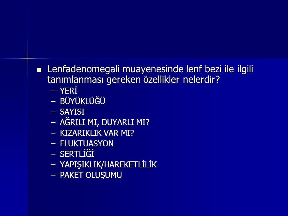 Splenomegalili hastada özet pratik yaklaşım 1.Splenomegalinin nedeni biliniyor : (ör., inf mononukleoz vd).