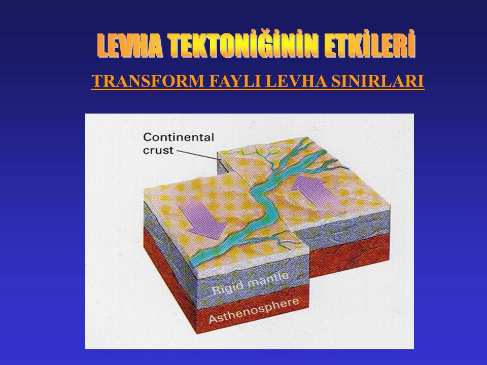 TRANSFORM FAYLI LEVHA SINIRLARI