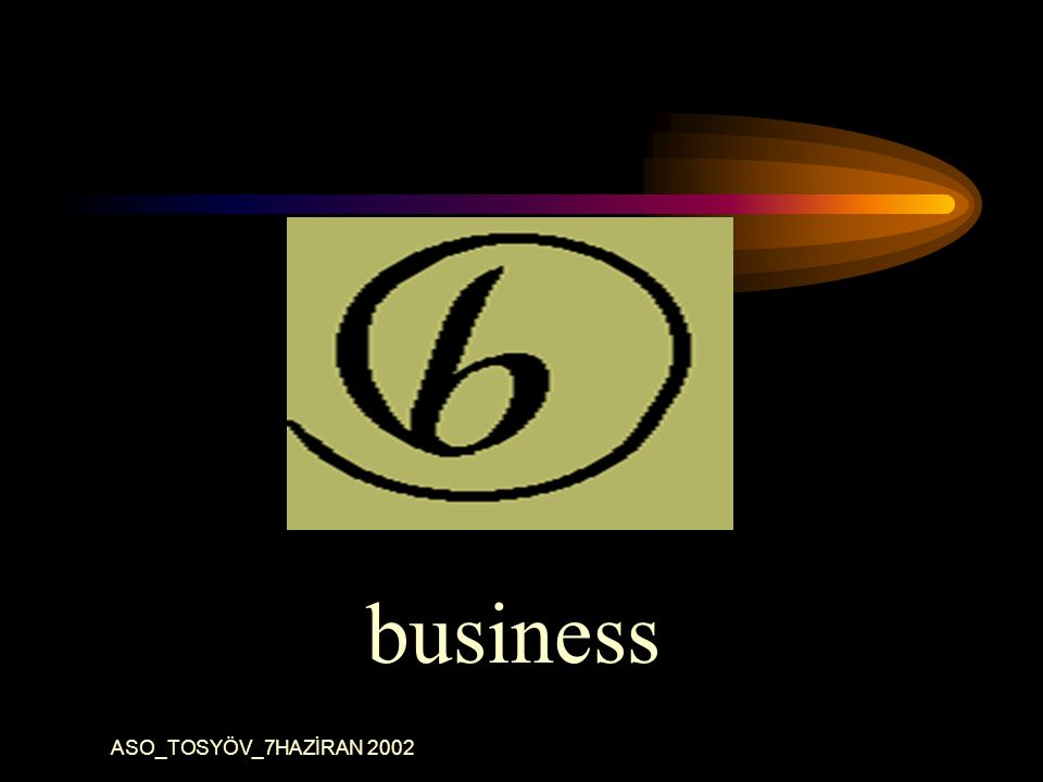 ASO_TOSYÖV_7HAZİRAN 2002 business
