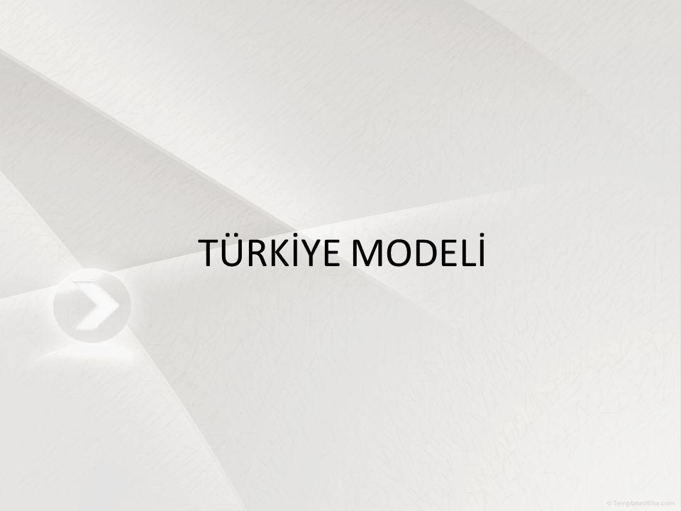 TÜRKİYE MODELİ