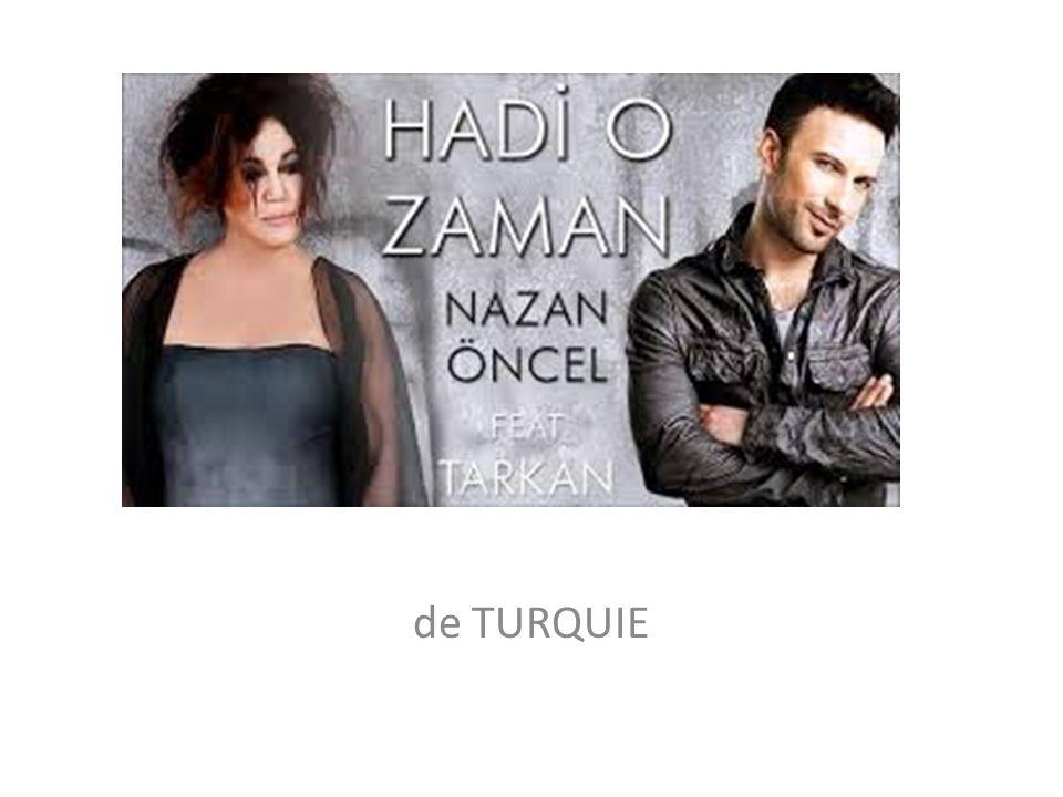 C'est Nazan Oncel qui est paroliere de cette chanson.