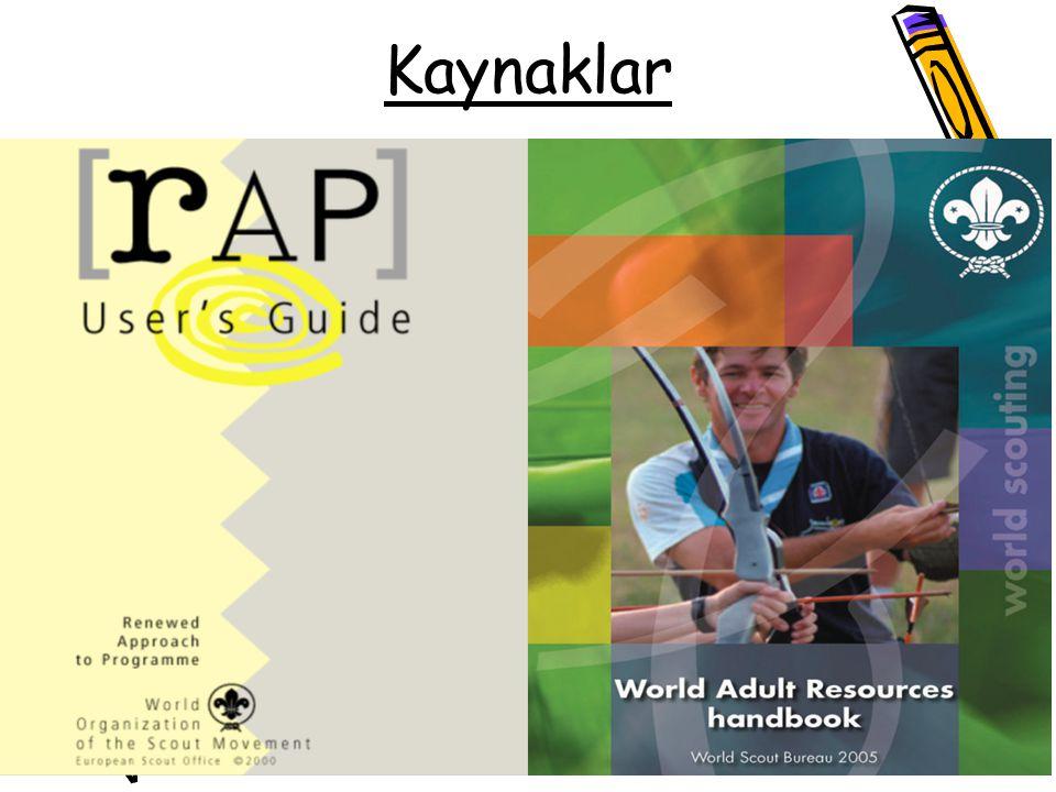 Baden Powell diyor ki; 16 yaş için iyi olan 15 yaş için çok iyi olmayabilir, hatta 13 yada 14 için kötü olabilir.