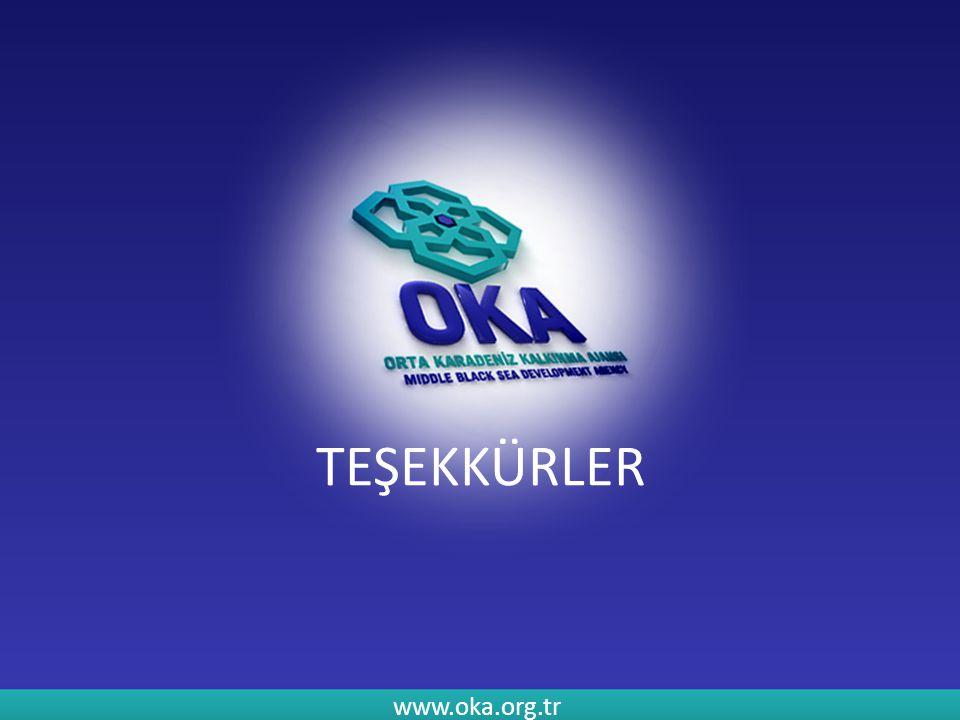 TEŞEKKÜRLER www.oka.org.tr