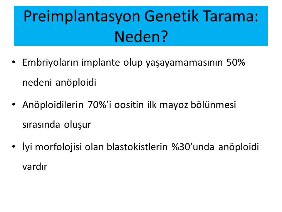Blastomer tek hücre- anöploid