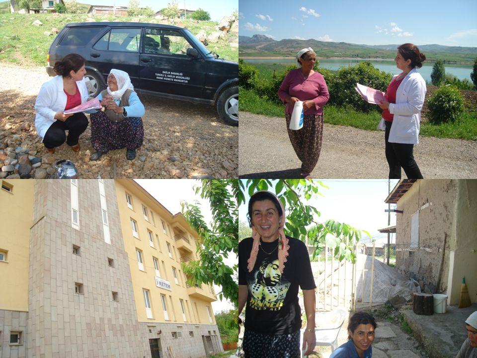 S ONUÇ Tunceli KETEM'in yürüttüğü tanıtım çalışmalarından çok, aile sağlığı merkezleriyle koordineli bir şekilde çalışması dönüş yapan kişi sayısı göz önünde bulundurulduğunda etkili olmuş görünüyor.