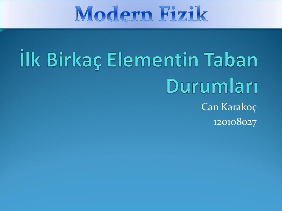 Can Karakoç 120108027