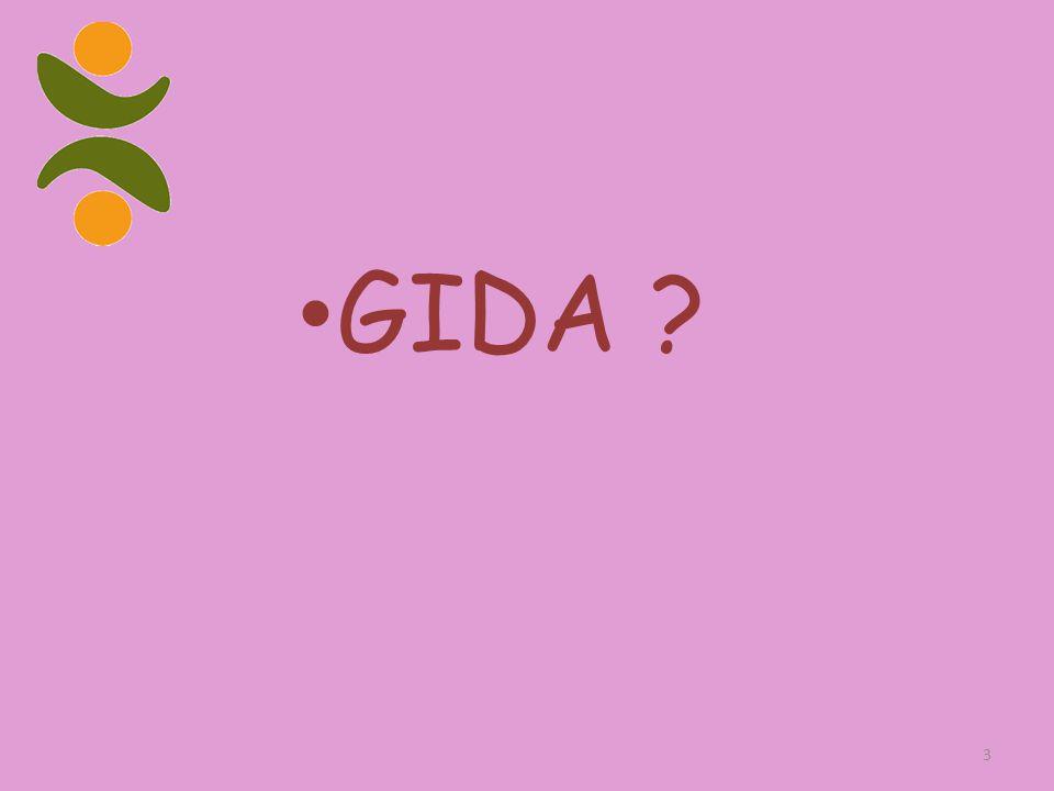3 GIDA ?