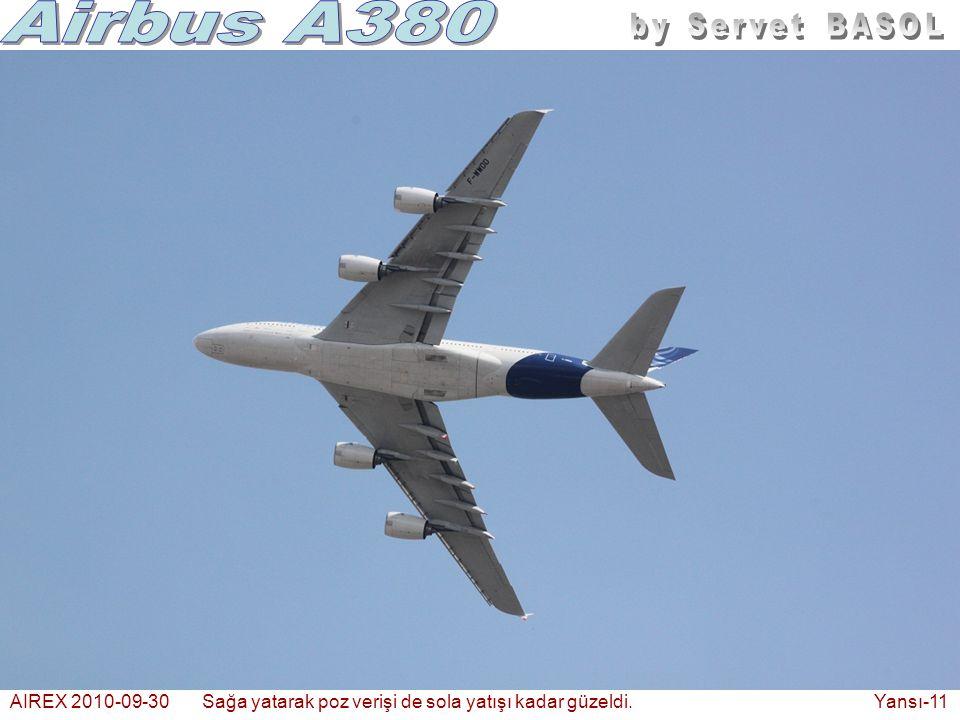 AIREX 2010-09-30Sağa yatarak poz verişi de sola yatışı kadar güzeldi. Yansı-11