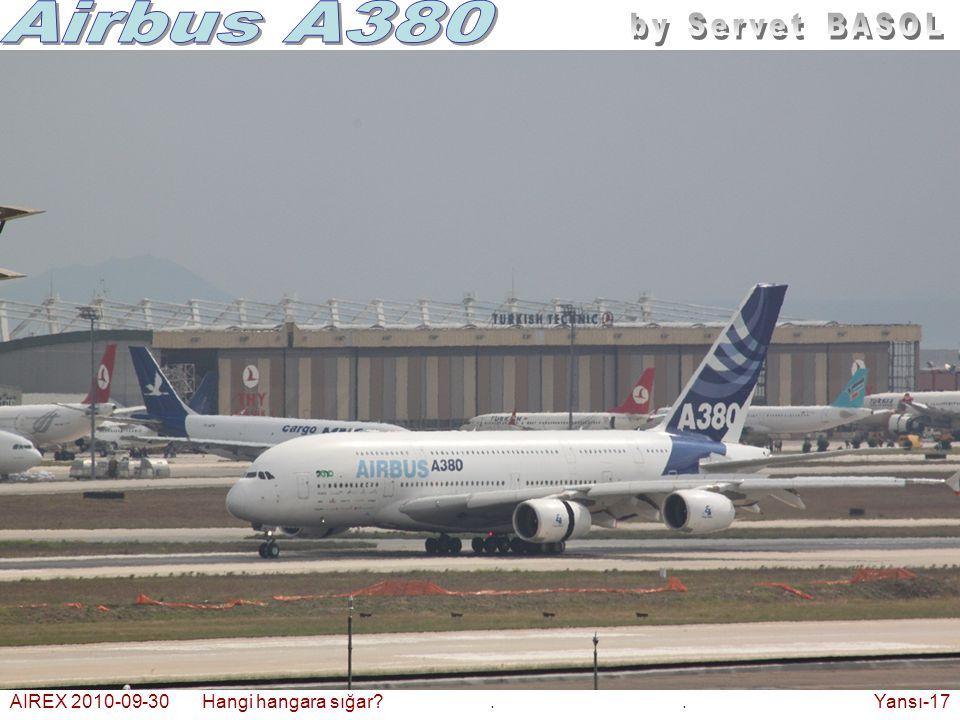AIREX 2010-09-30Hangi hangara sığar .. Yansı-17