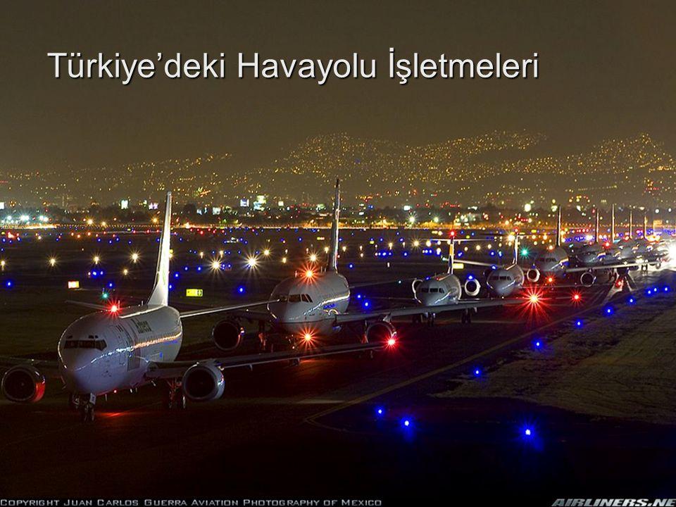 ONUR AIR  Türk havacılık sektörüne 1992 yılında giren Onur Air, filosunda tamamı Airbuslardan oluşan toplam 33 uçak barındırıyor.