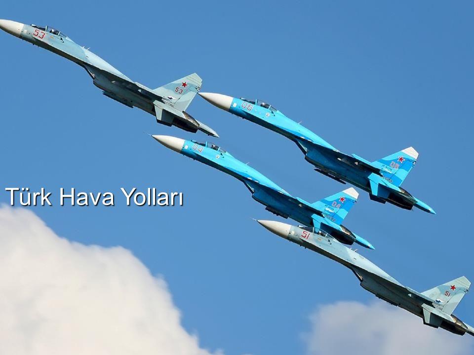 TTTTürk Hava Yolları Anonim Ortaklığı ya da kısaca THY, Türkiye nin ulusal havayolu şirketi yani bayrak taşıyıcısıdır.