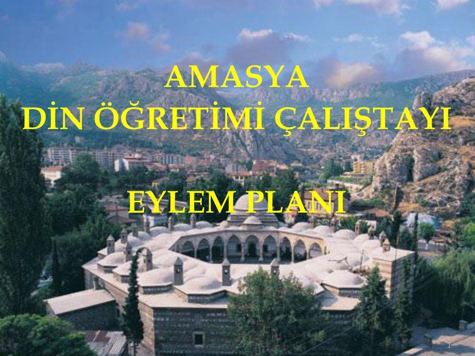 62 İmam Hatip ortaokullarının her yönüyle Din Öğretimi Genel Müdürlüğüne bağlanması.