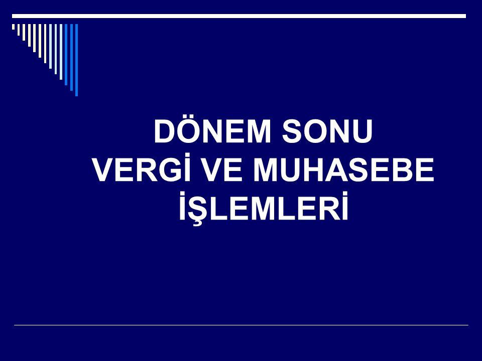 ENVANTER İŞLEMLERİ  Envanter işlemleri;  Muhasebe Dışı Envanter İşlemleri  (Sayım işlemleri, Değerleme işlemleri)  Muhasebe İçi Envanter İşlemleri  (Uyumlaştırma-Düzeltme Kayıtları)  Envanter işlemlerinin dayanakları;  Türk Ticaret Kanunu (TTK)  Vergi Usul Kanunu (VUK)  Sermaye Piyasası Kanunu (SPK)