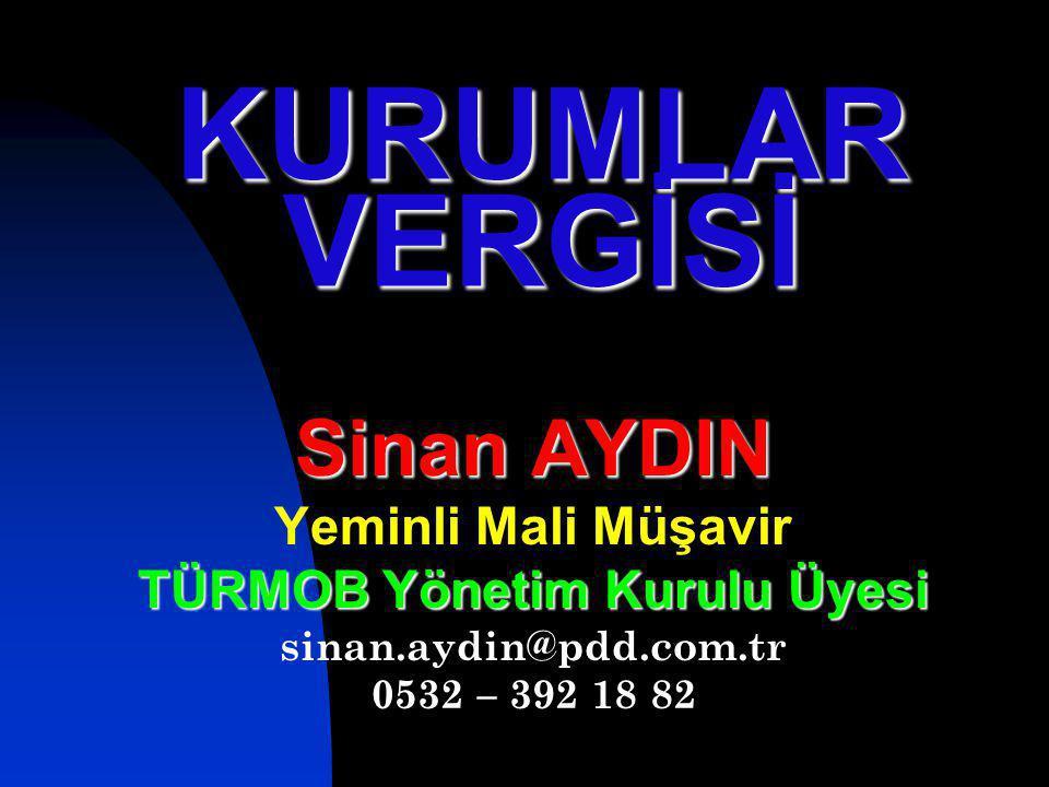 DİĞER İNDİRİMLER AR-GE İNDİRİMİ (5746) 5746 sayılı Kanun'un 3/1.