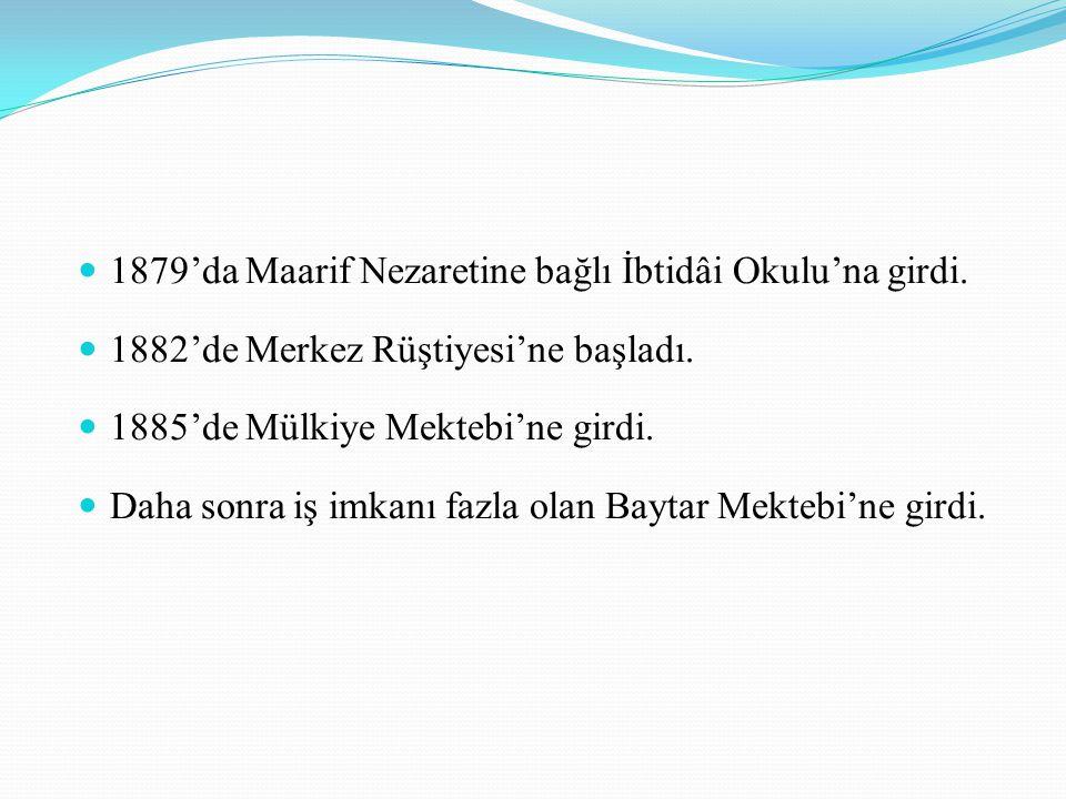 HAYATI (1873-1936) İstanbul'da Fatih Sarıgüzel Mahallesi'nde doğdu. Babası Fatih müderrislerinden Mehmet Tahir, Annesi Emine Şerife Hanım'dır. İlköğre