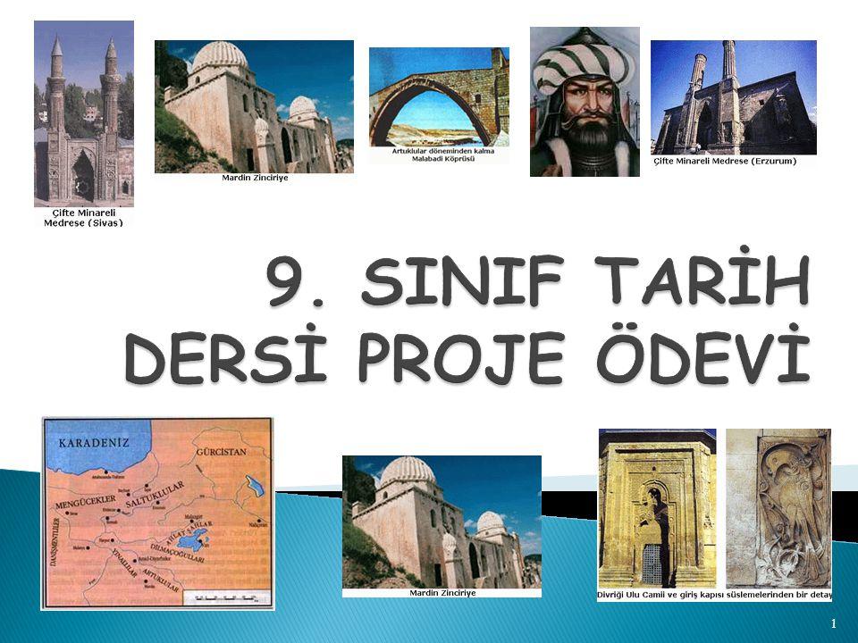  Malazgirt Savaşından sonra Anadolu'da kurulan Türk devlet ve beyliklerinin Anadolu'nun Türkleşmesine katkılarını araştırınız.