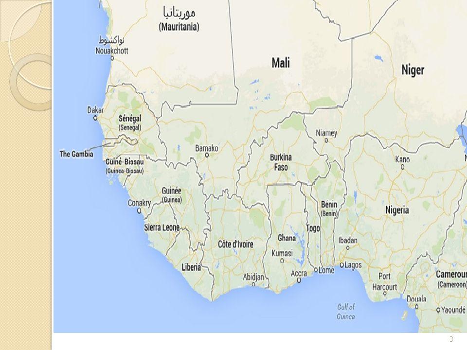 Ülkenin 14.500 km civarındaki demiryolu a ğ ı Fransızca konuşan Batı Afrika ülkeleri arasında en uzunudur.