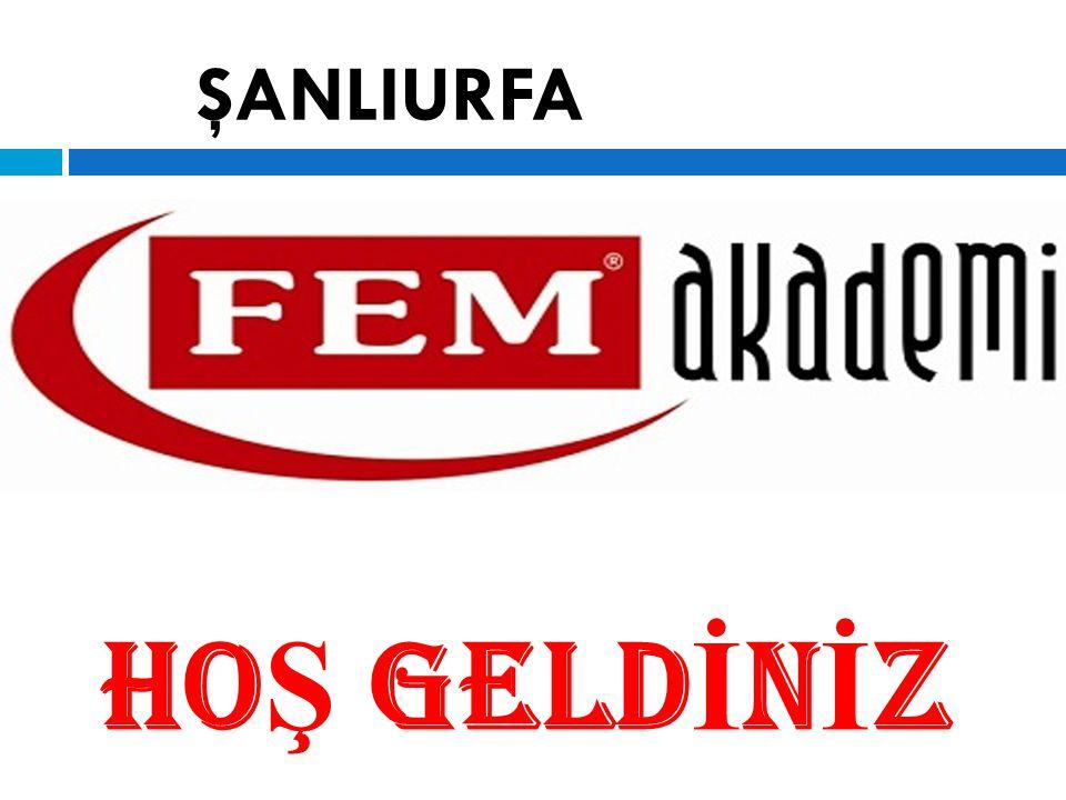 HO Ş GELD İ N İ Z ŞANLIURFA