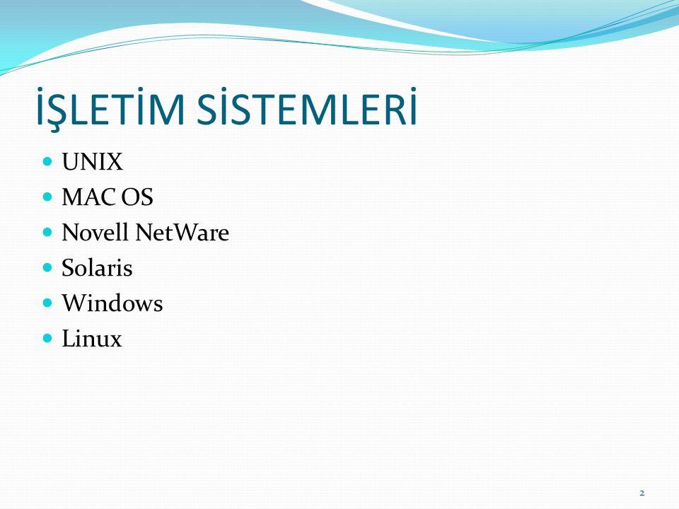 Linux Dosya Sistemi Linux, Extended File System (EXT: Genişletilmiş Dosya Sistemi) kullanır.
