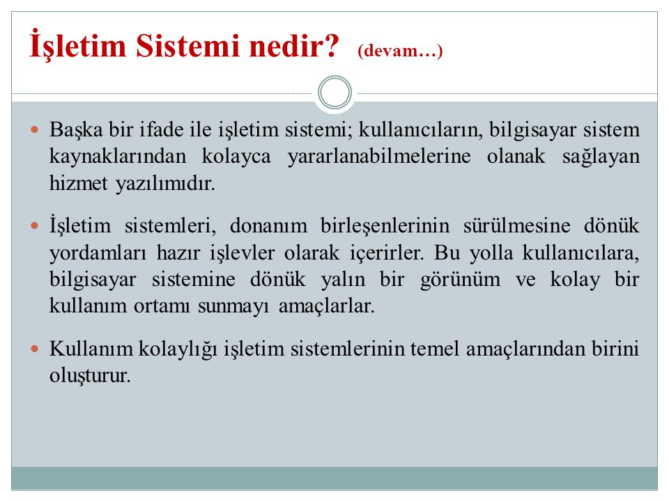 Windows 7 – Kurulumu (devam…) BİL 1305 - Temel Bilgisayar Bilimleri 25 Dilimizi Türkçe seçiyoruz.