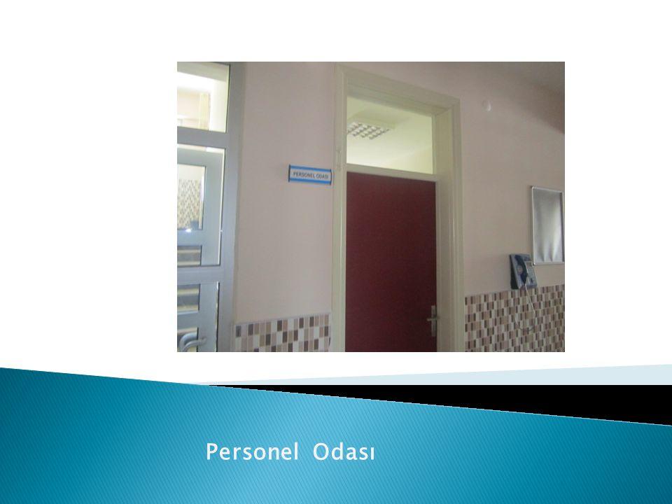 Personel Odası