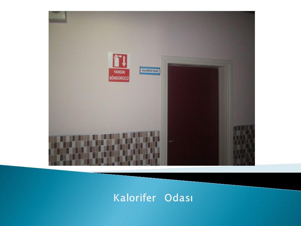 Kalorifer Odası