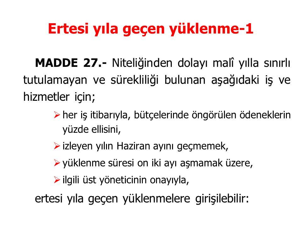 5018 SAYILI KANUNDA SORUMLULUK İdarelerin mali saydamlığı sağlamak için gerekli düzenlemeleri yapmaları sorumluluğu (madde 7) Hesap verme sorumluluğu (madde 8) Bakanların sorumluluğu (madde 10) Üst yöneticilerin sorumluluğu (madde 11) Harcama yetkisini devredenin idari sorumluluğu (madde 31) Harcama yetkililerinin sorumluluğu (madde 32) Gerçekleştirmegörevlilerin in sorumluluğu (madde 33) Gelirlerin toplanması sorumluluğu (madde 38) Şartlı bağış ve yardımların zamanında kullanılmaması veya amaç dışı kullanımından doğan sorumluluk (madde 40) Mal yönetiminden sorumluluk (madde 48) Muhasebe yetkililerinin sorumluluğu (madde 61) Kamu idarelerinin sorumluluğu (madde 76)