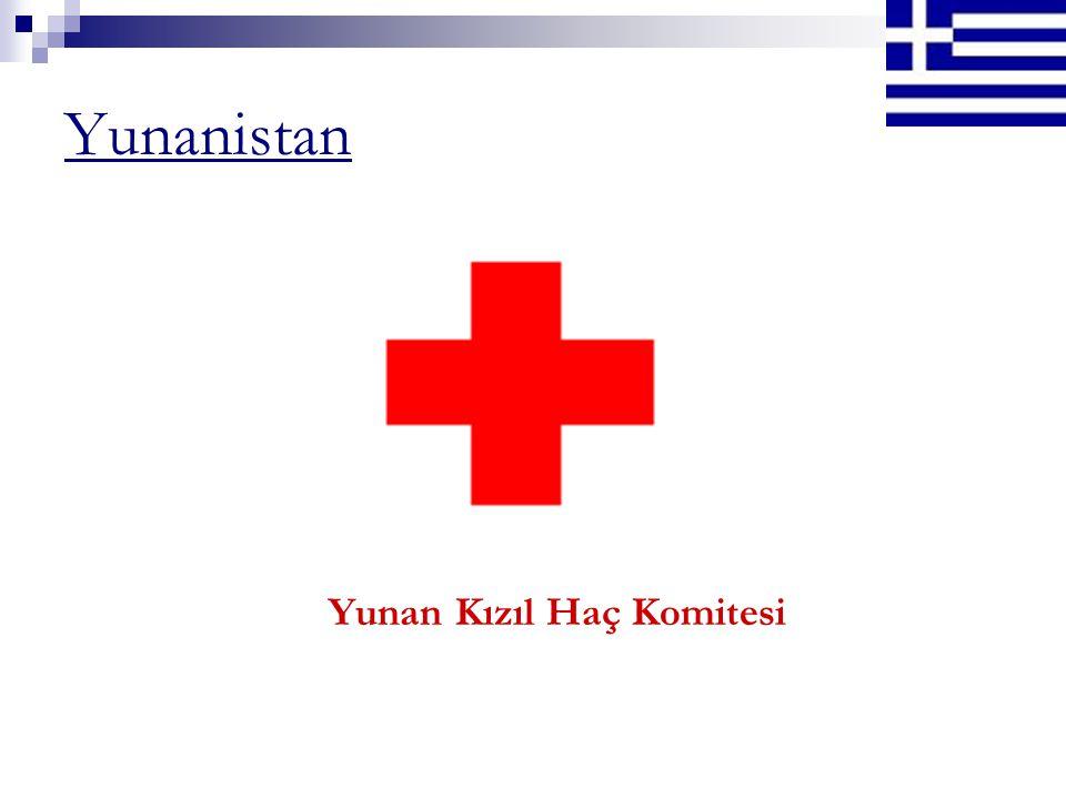 Yunanistan Yunan Kızıl Haç Komitesi