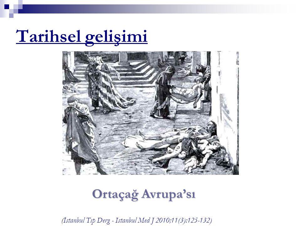20. yüzyıl Tarihsel gelişimi (İstanbul Tıp Derg - Istanbul Med J 2010;11(3):125-132)