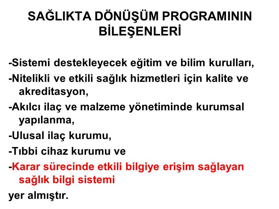 SB'NIN ESKİ ORGANİZASYONU