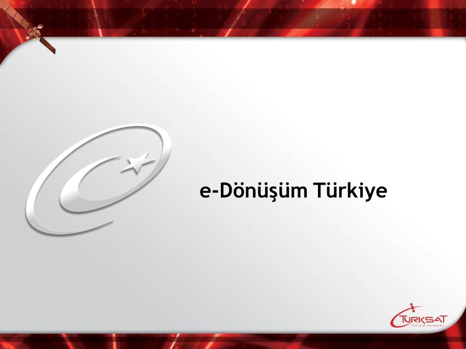 e-Dönüşüm Türkiye