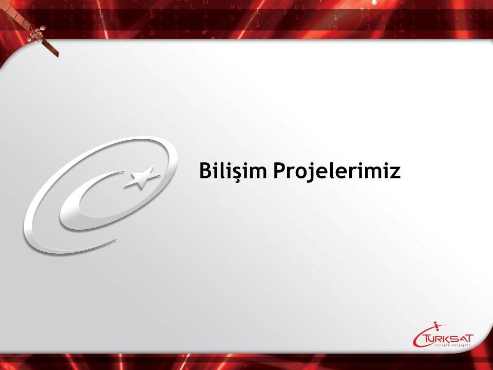 Bilişim Projelerimiz