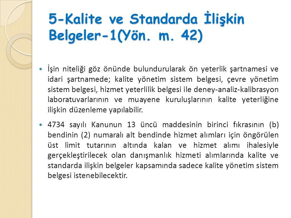 5-Kalite ve Standarda İlişkin Belgeler-1(Yön.m.
