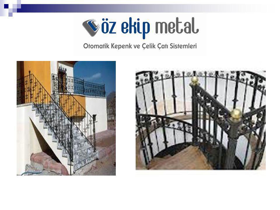ÖZGÜN MODERN TASARIMLARIMIZLA; Kapı, merdiven, aksesuar ve tüm alanlarda hizmetinizdeyiz……