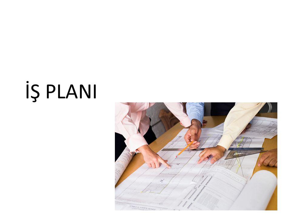 DERS:BÜRO HİZMETLERİ MODÜL:İŞ PLANI KONU:İş planı, İşi basitleştirme yöntem ve teknikleri
