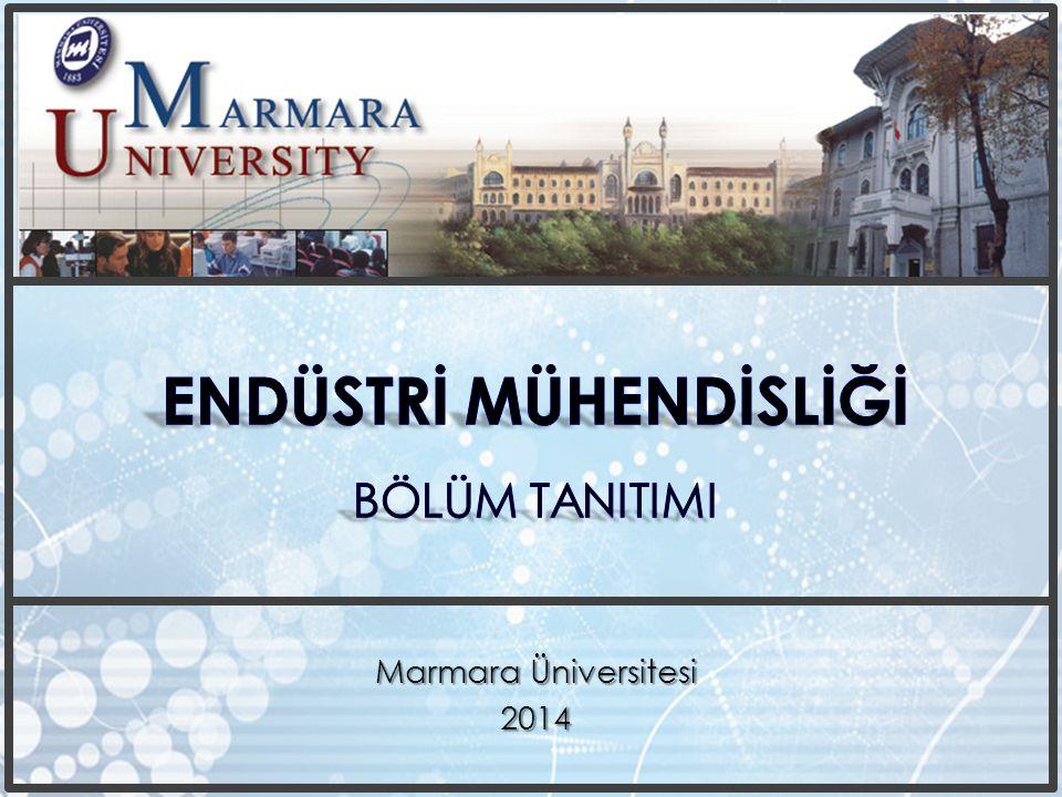 Marmara Üniversitesi 2014