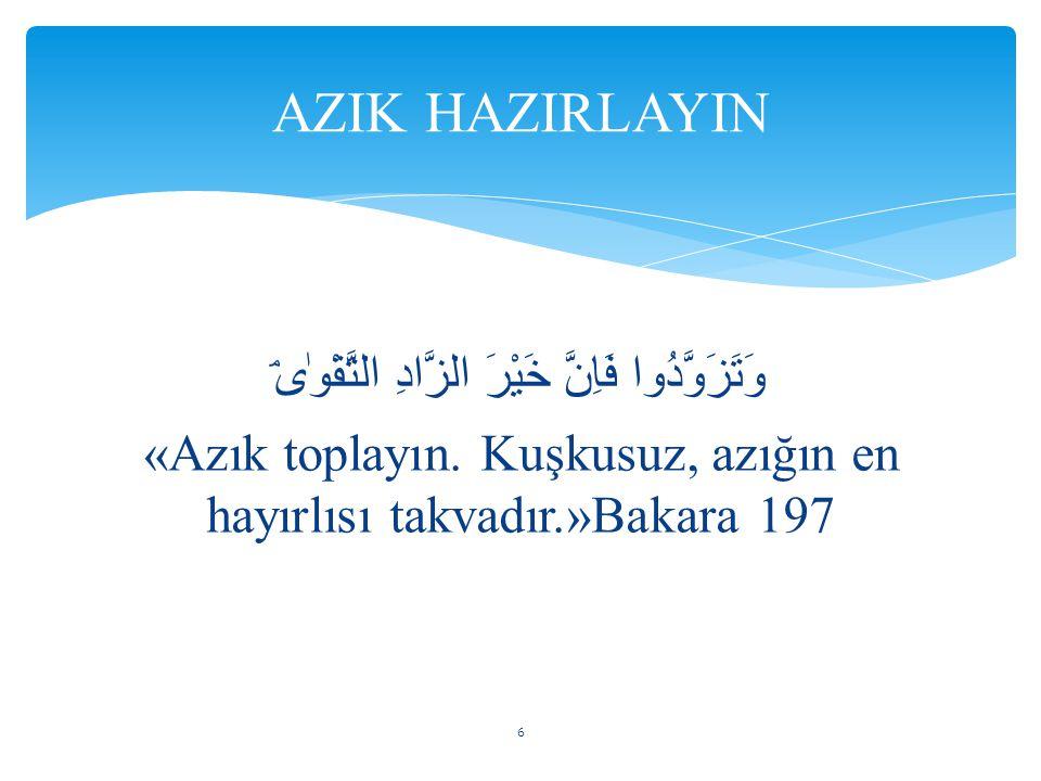 MANEVİ HAZIRLIK 17