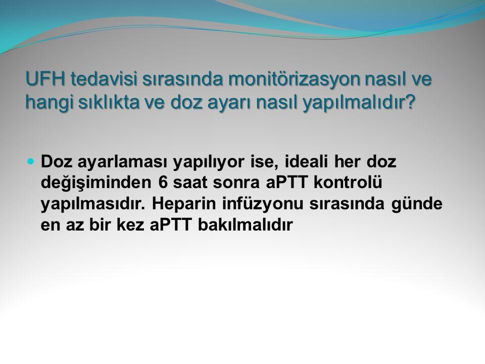 aPTT zamanını etkileyen faktörler nelerdir.aPTT birçok faktör tarafından etkilenmektedir.