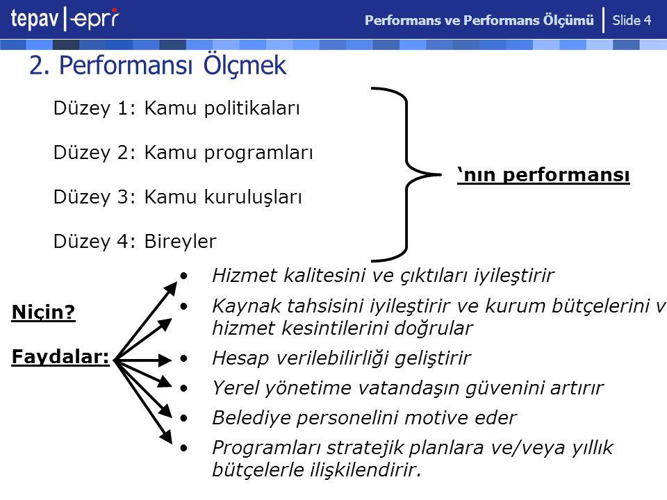 Performans ve Performans Ölçümü Slide 5 2.