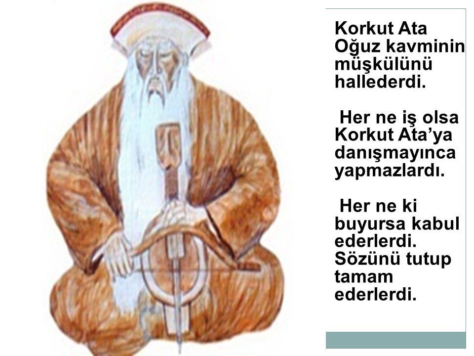 Dirse Han'ın oğlu Boğaç Han. Elçin Mamedov Bakı. 1980