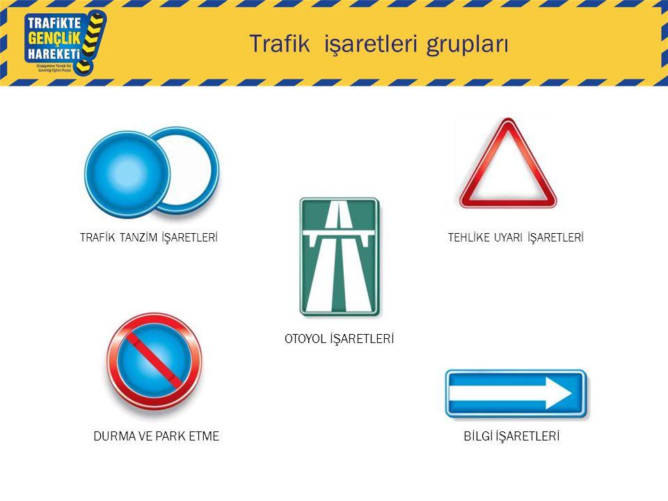 Geçiş hakkı Trafiğe çıktığımızda, üzerinde seyrettiğimiz karayolunun çeşidini bilmek ve buna göre davranmak, trafik güvenliği açısından önem taşımaktadır Tali yoldaki araçların (anayola bağlanan ve taşıt trafiği anayola göre daha az olan yolda seyredenler), anayoldaki araçlara (ana trafiğe açık yolda seyredenler) ilk geçiş hakkını vermeleri gerekir Bu temel kurala uymak, ilk geçiş hakkı konusunda doğabilecek yanlış anlaşılmaları, dolayısıyla da birçok trafik kazasını önleyecektir